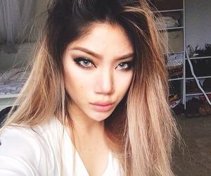 girl, asian, and beautiful image