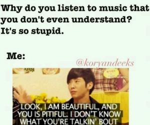 fans, korean, and kpop image