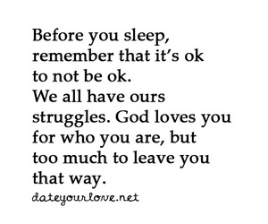 quote, love, and god image