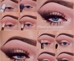 makeup tutorial image