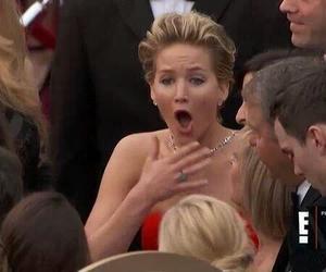oscar and Jennifer Lawrence image