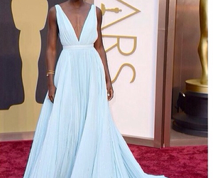 oscar, dress, and lupita image