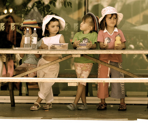 children, hats, and cute image