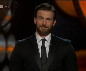 chris evans, Hot, and oscars image