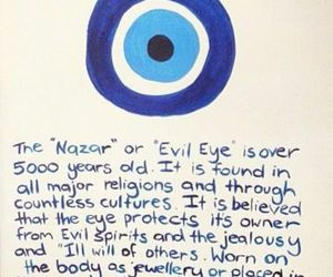 evil eye, nazar, and all seeing image