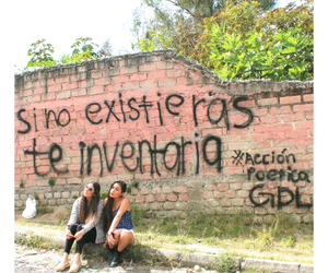 best friends, grafiti, and quote image