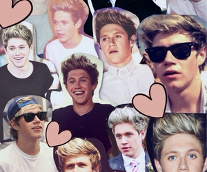 Collage, one direction, and niall horan image