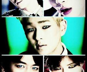 eyes, Jonghyun, and jongkey image