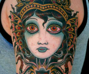 gypsy and tattoo image