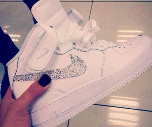 air force, shoes, and nike image