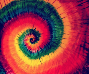 hippie, colorful, and colors image
