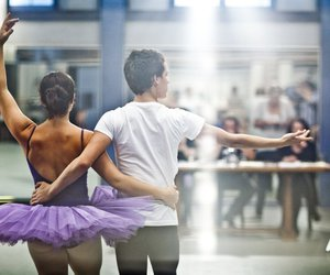 sammy, abigail, and dance academy image