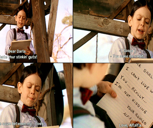 funny, cute, and little rascals image