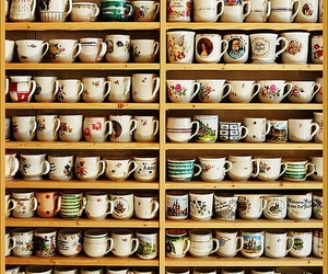 collection, cup, and house image