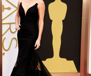 Charlize Theron, blond, and dress image