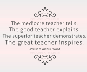 quote, teacher, and inspire image