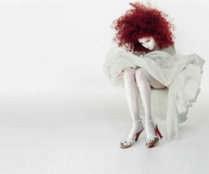 red-hair and eccentric image