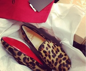 shoes, louboutin, and luxury image