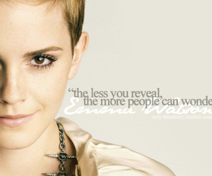 emma watson and quote image
