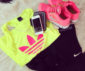 adidas, nike, and sport image