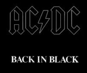 ACDC, band, and rock image