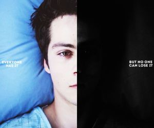 Darkness, series, and teen wolf image