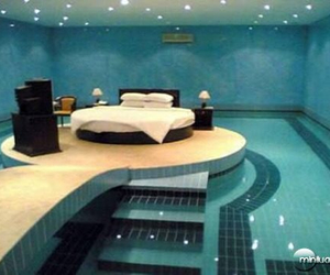 water, bedroom, and perfect image