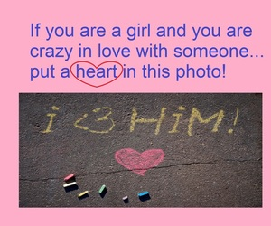 crazy, I Love You, and in love image