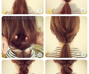 beauty, hairstyle, and beauty tips image