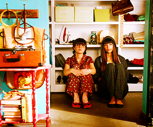 new girl, jessica day, and 1x23 image