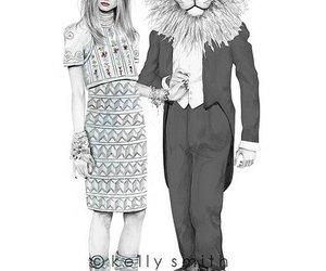fashion, beast, and beauty image