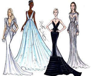hayden williams, dress, and oscar image