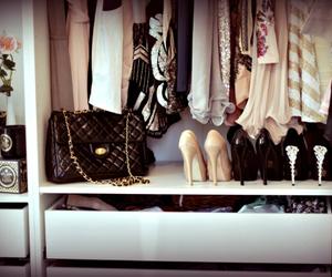 closet, girly, and love image