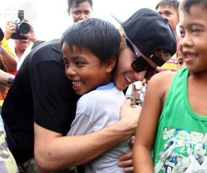 justin bieber, Philippines, and smile image