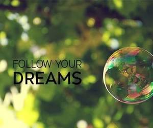 dreams and bubbles image