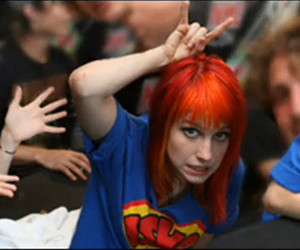 funny, hayley, and hayley williams image