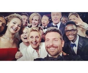 oscar, selfie, and Jennifer Lawrence image