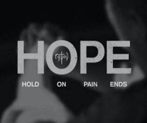 hope, pain, and end image