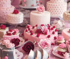 cakes and delicious image