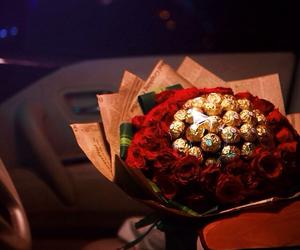 flowers, nice, and romance image