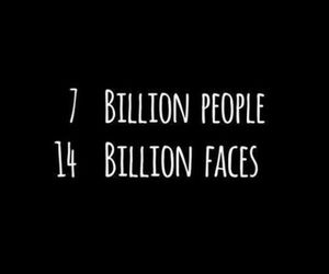 people, face, and quotes image