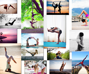 balance, Collage, and fit image
