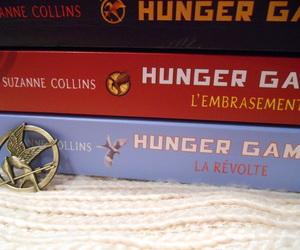 book, books, and katniss image