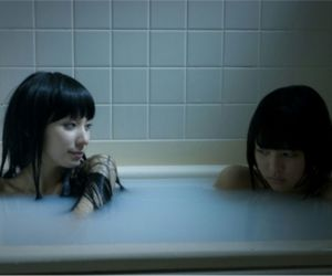 asian, girl, and pale image