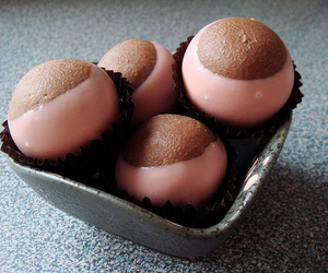 ball, choco, and confectionery image