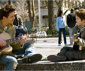 august rush, guitar, and music image