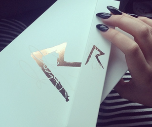 nails, rihanna, and fashion image