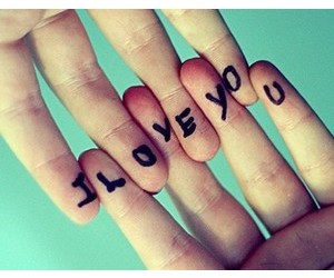 love, I Love You, and cute image