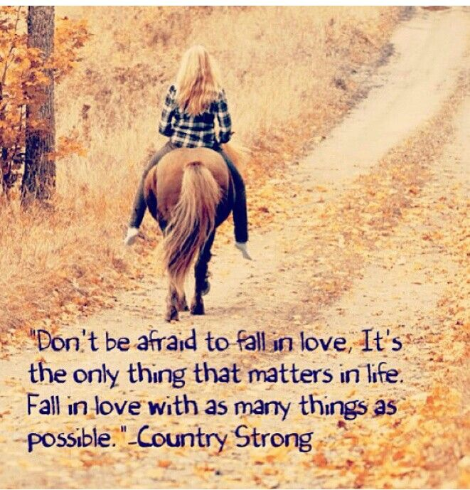 Country Quote Discovered By Jessica Osterkamp