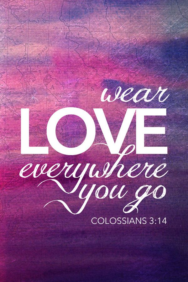 Show Gods Beautiful Love Everywhere On We Heart It Awesome Bible Quotes Wallpaper